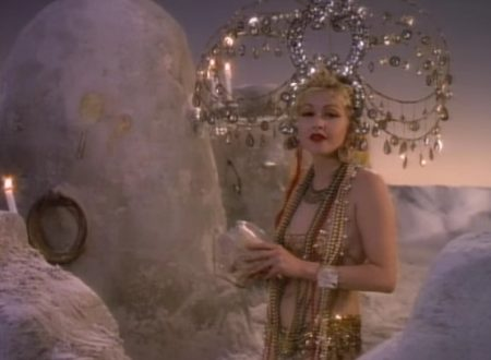 """Video DvdiV – VideoClip , della Romantica """" True Colors """" di Cyndi Lauper"""