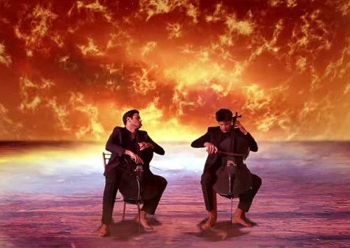 """Video DvdiV – VideoClip , un Stupendo """" Celloverse """" dei 2Cellos"""