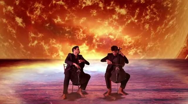 VideoClip , un Stupendo Celloverse degli 2Cellos
