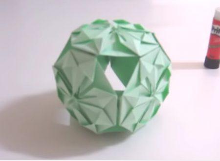 Video DvdiV – Funny , Arte dell' Origami per Creare un Tradizionale Kusudama