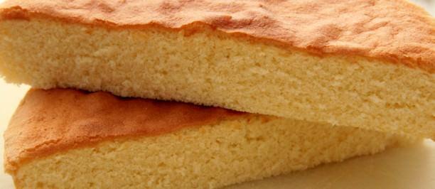 Ricetta Vegan , per Preparare un Pan di Spagna allo Zafferano