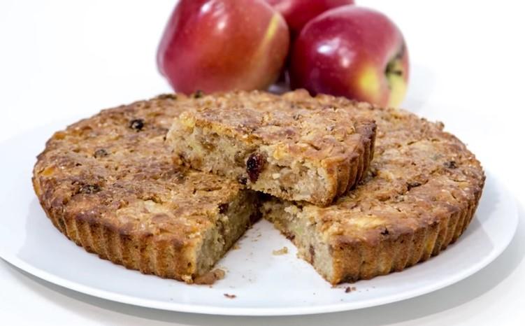 Ricetta Vegan , per Preparare una Buonissima Torta di Mele