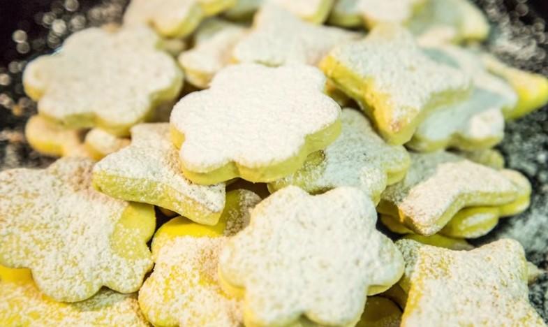 Ricetta , per Preparare dei Biscotti Velocemente in Padella