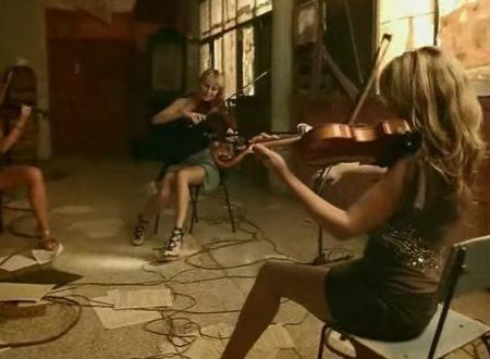 """Video DvdiV – VideoClip , Esibizione """" Explosive """" delle Fantastiche Bond"""