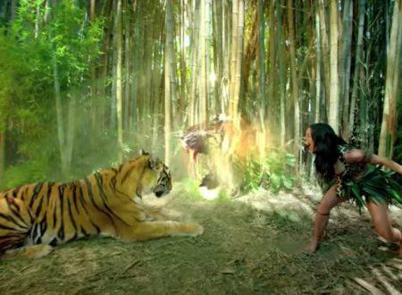 """Video DvdiV – VideoClip , della Radiosa """" Roar """" della Brillante Katy Perry"""