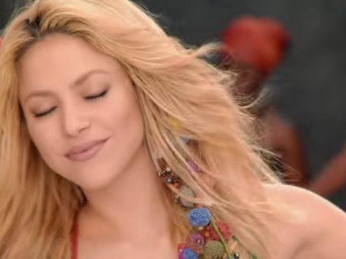 """Video DvdiV – VideoClip , della Brillante """" Waka Waka """" della Grande Shakira"""