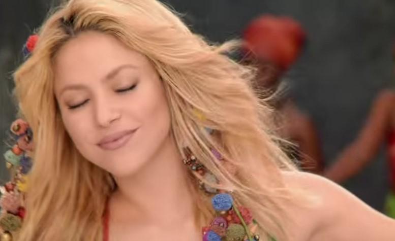 VideoClip , della Brillante Waka Waka della Grande Shakira