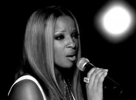 """Video DvdiV – VideoClip , della Cover """" One """" della Bravissima Mary J. Blige"""