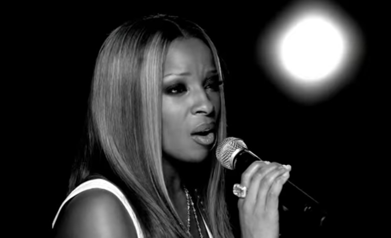 VideoClip , della Cover One della Bravissima Mary J. Blige