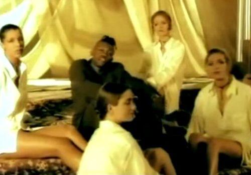 """Video DvdiV – VideoClip , della Disco """" Look who's Talking """" di Dr. Alban"""