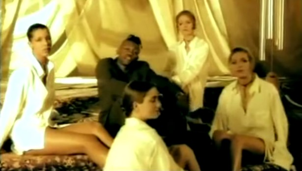 VideoClip , della Disco Look Who's Talking di Dr Alban