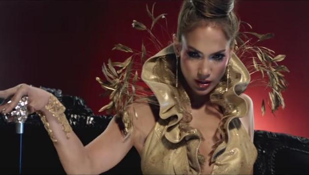 VideoClip , della Incredibile On The Floor di Jennifer Lopez