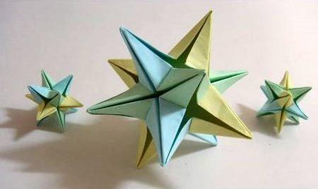 Video DvdiV – Funny , Arte dell' Origami per Creare una Omega Star