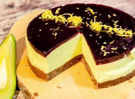 Video  DvdiV –  Ricetta ,  per Preparare una  Squisita  Cheesecake  di Avocado