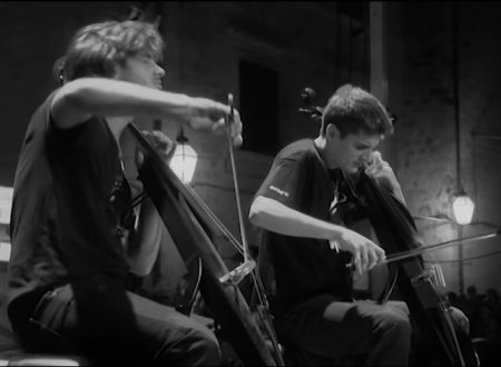 "Video  DvdiV –  VideoClip ,  Esibizione  Live  "" Californication ""  di  2Cellos"