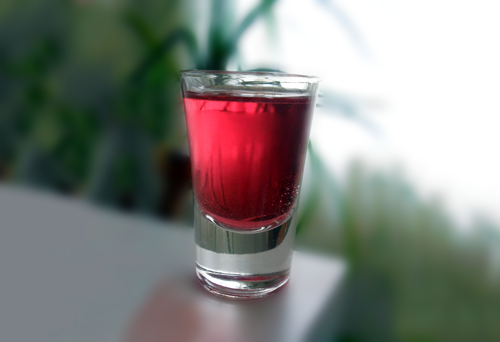 Video DvdiV – Cocktail , Arte nel Preparare un Fantastico Purple Hooter Shot