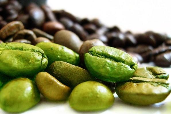 Integratore Naturale , il Caffe' Verde non Tostato al Naturale