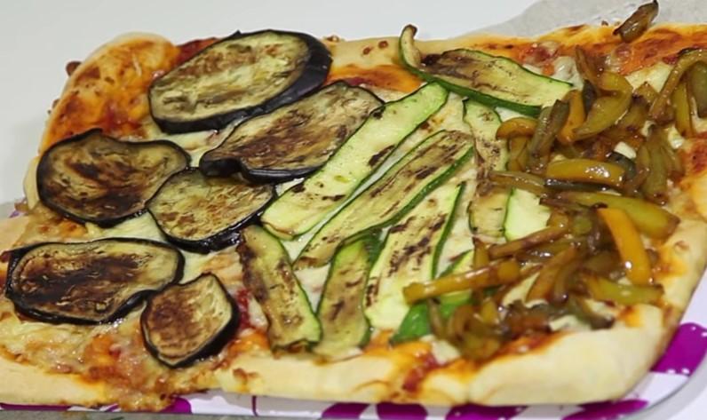 Ricetta Vegan , per Preparare una Fantasiosa Pizza alla Birra