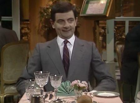 "Video DvdiV – Funny , Gag in "" the Restaurant "" con Mr. Bean"