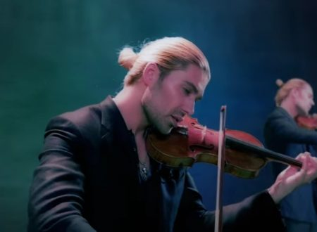 "Video  DvdiV –  VideoClip ,  della  Cover  "" Viva la Vida ""  di  David Garrett"