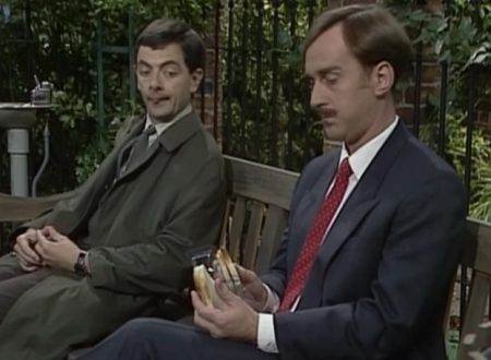 """Video DvdiV – Funny , Gag in """" Sandwich Making """" con il Fantastico Mr. Bean"""