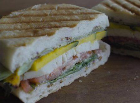Video DvdiV – Ricetta Vegan , per Preparare un Stupefacente Panino Vegetariano