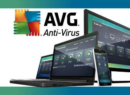 AVG Free  [ AntiVirus  for Mac & Win ] – Ottimo per la Protezione del PC