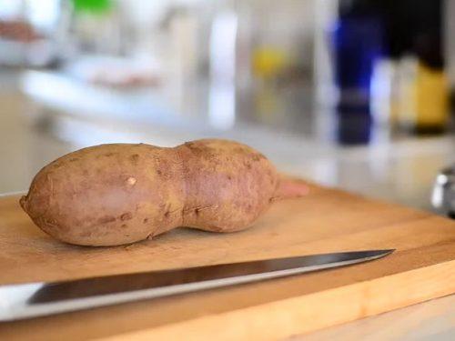 Video DvdiV – Ricetta Vegan , per Preparare un Ottimo Budino di Patate Dolci