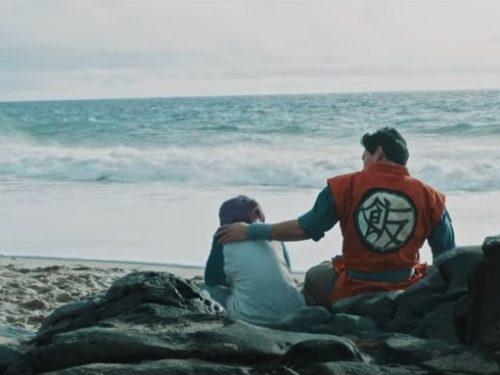 """Video DvdiV – Spettacolare , Teaser Trailer Dragon Ball Z """" Light of Hope """" Ep. 02"""