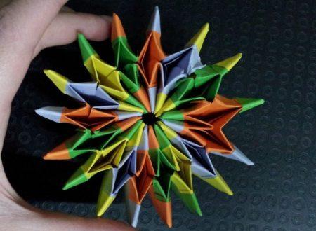 Video DvdiV – Funny , Arte dell' Origami per Creare un Intrigante Fireworks