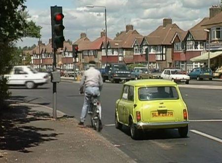 """Video DvdiV – Funny , Gag in """" Traffic Lights """" con il Fantastico Mr. Bean"""