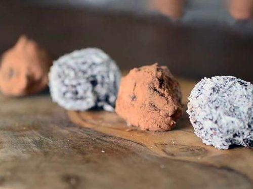 Video DvdiV – Ricetta Vegan , per Preparare degli Ottimi Tartufi al Cioccolato