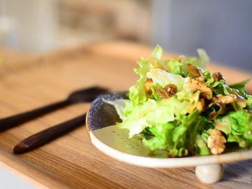 Video DvdiV – Ricetta Vegan , per Preparare un' Ottima Salsa per Insalata con Wasabi