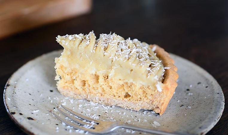 Ricetta Vegan , per Preparare una Torta alle Patate Dolci