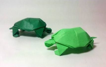 Video DvdiV – Funny , Arte dell' Origami per Creare delle Simpatiche Tartarughine