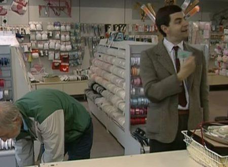 "Video DvdiV – Funny , Gag in "" Credit Card mix up "" con il Fantastico Mr. Bean"