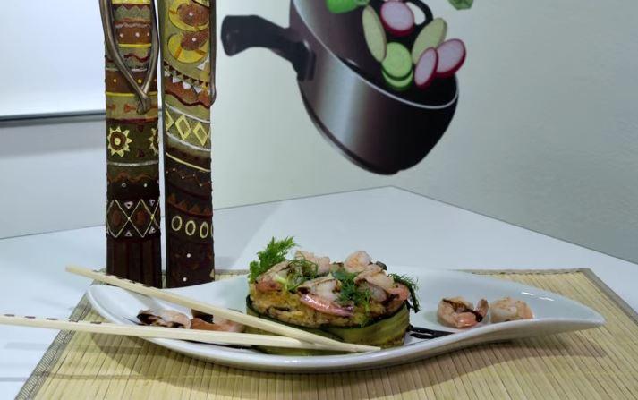 Ricetta , per Preparare un Ottimo Risotto Thailandese Profumato