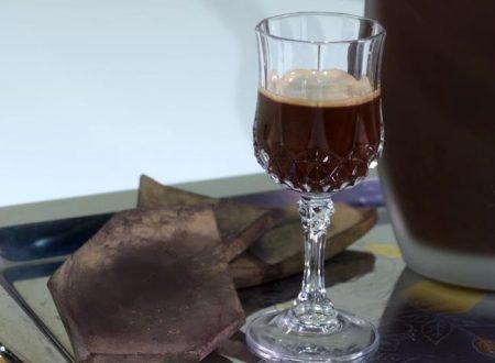 Video DvdiV – Ricetta , per Preparare un Squisito Liquore al Cioccolato