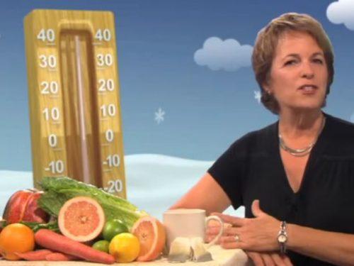 Video DvdiV – Salute , Nutrizione Sana quando Inizia il Periodo Invernale