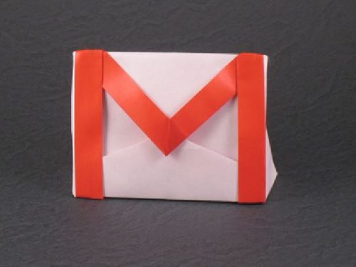 Video  DvdiV –  Funny ,  Arte dell'  Origami  per  Creare  una  Simpatica  gMail