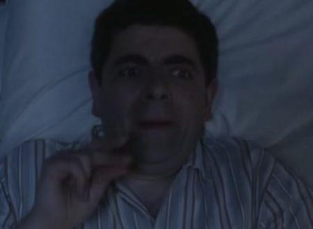 "Video DvdiV – Funny , Gag in "" Counting Sheep "" con il Fantastico Mr. Bean"
