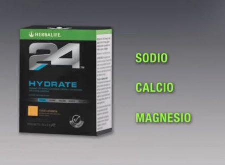 Video DvdiV – Prodotto , HerbaLife Linea 24 – Hydrate ,  Bevanda Isotonica