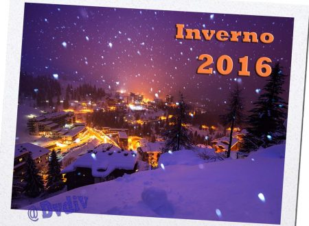 DvdiV – 2016 : Inizia l' Inverno e Anche con un po' di Neve..
