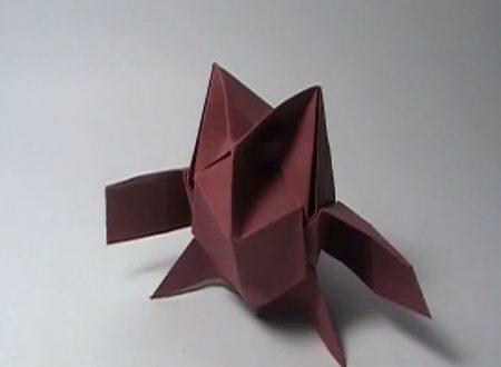 Video DvdiV – Funny , Arte dell' Origami per Creare un Carinissimo Gufetto