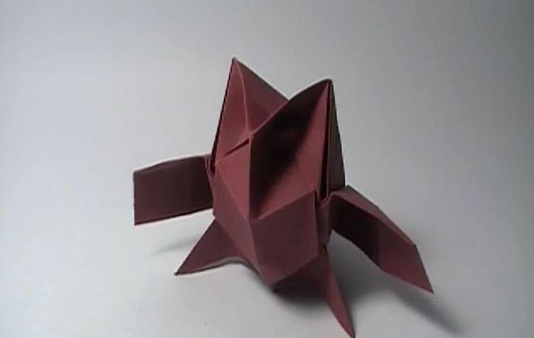 funny-arte-dell-origami-per-creare-un-carinissimo-gufetto