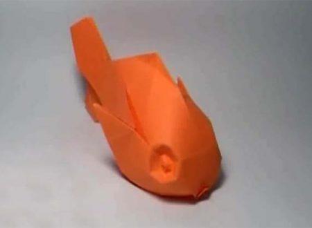 Video DvdiV – Funny , Arte dell' Origami per Creare un Simpatico Davor Vinko