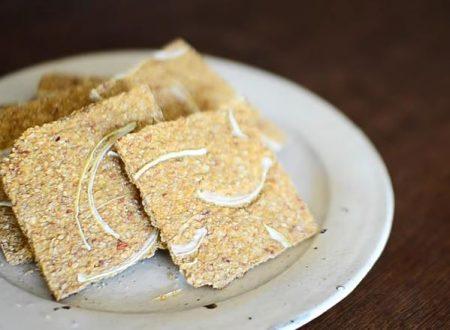 Video DvdiV – Ricetta Vegan , per Preparare un Croccante Pane e Cipolla Senza Olio