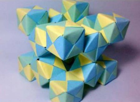 Video  DvdiV –  Funny ,  Arte  dell'  Origami  per  Creare  un  Divertentissimo  Multi Cubo Movibile