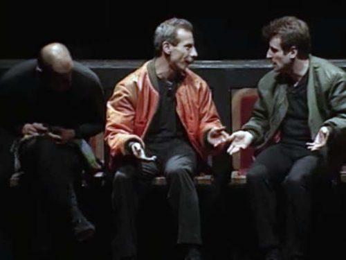 """Video DvdiV – Funny , Gag in """" Spettatori in Platea """" con i Mitici Aldo Giovanni e Giacomo"""