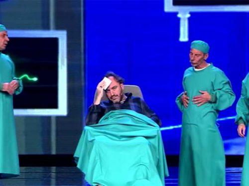 """Video DvdiV – Funny , Gag in """" i Dottori """" con i Mitici Aldo Giovanni e Giacomo"""